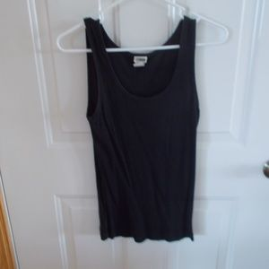 Women's Route 66 Black Tank Top Size M/M